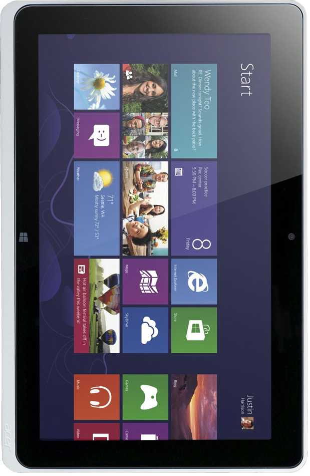 Acer Iconia W510-1620