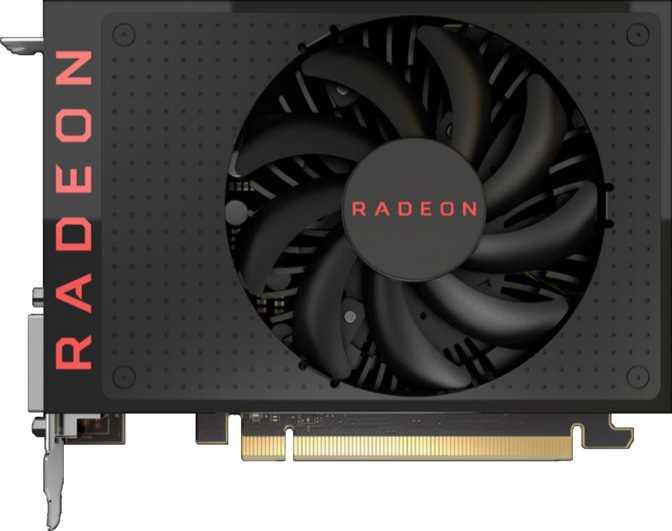 AMD Radeon RX 460