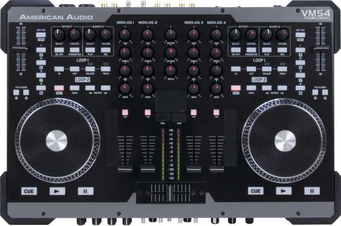 American Audio VMS 4