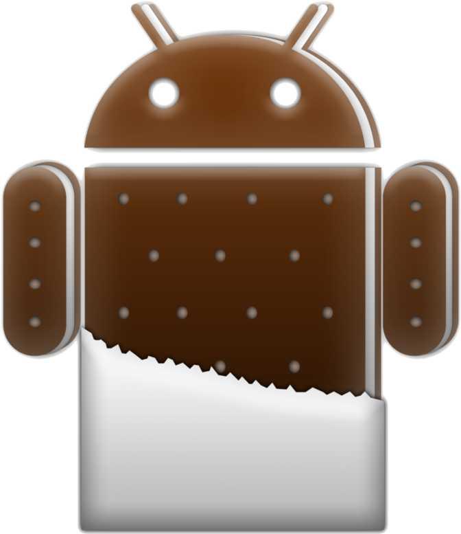 Android 4.0–4.0.2 Ice Cream Sandwich (API level 14)