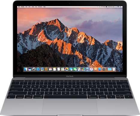 "Apple MacBook (2016) 12"" Intel Core m3 1.1GHz / 8GB / 256GB"