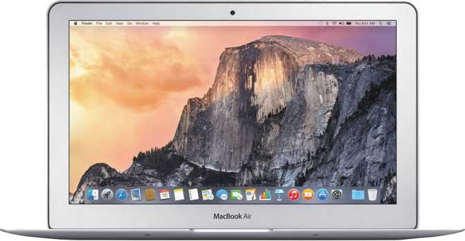 "Apple MacBook Air (2015) 11"" Intel Core i7 2.2GHZ / 8GB / 512GB"