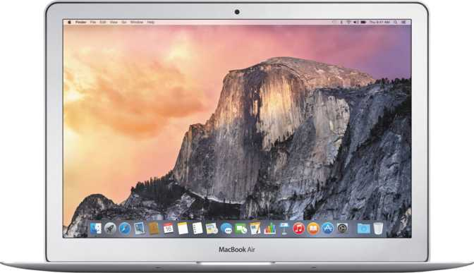 "Apple MacBook Air (2015) 13"" Intel Core i7 2.2GHZ / 8GB / 512GB"