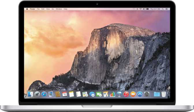 "Apple MacBook Pro (2015) 13"" Intel Core i5 2.7Ghz / 8GB / 128GB"