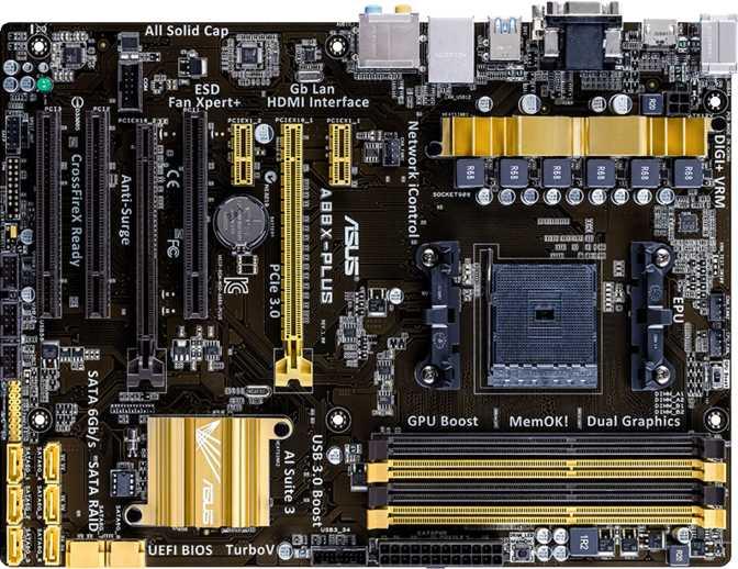 Asus A88X Plus