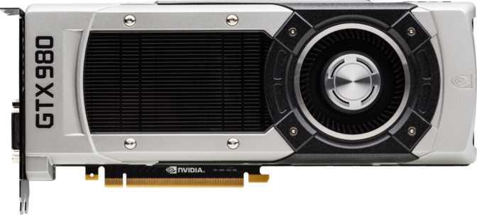 Asus GeForce GTX 980