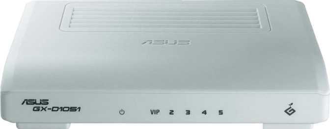 Asus GX-D1051 V2