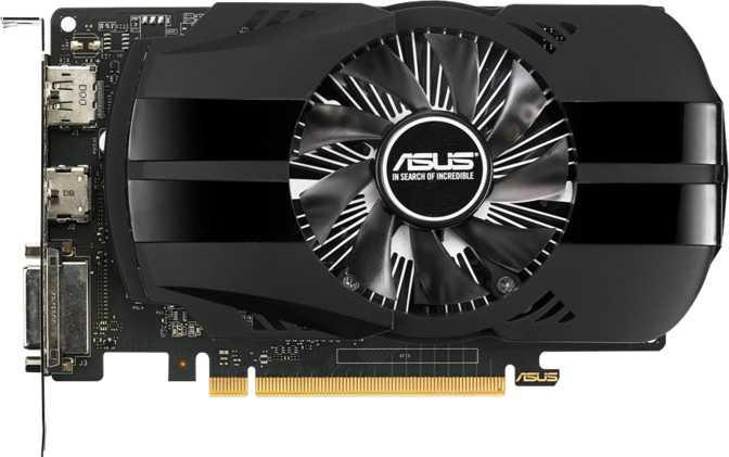 Asus Phoenix GeForce GTX 1050