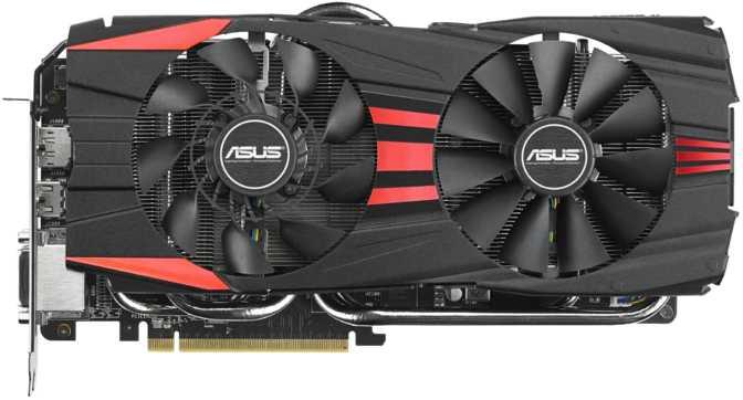 Asus Radeon R9 390X DirectCU II