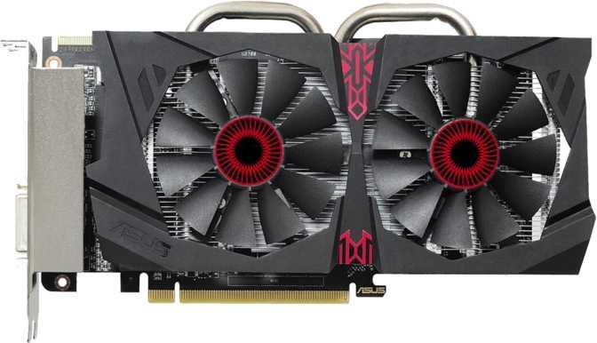 Asus Strix Radeon R7 370 DirectCU II 2GB