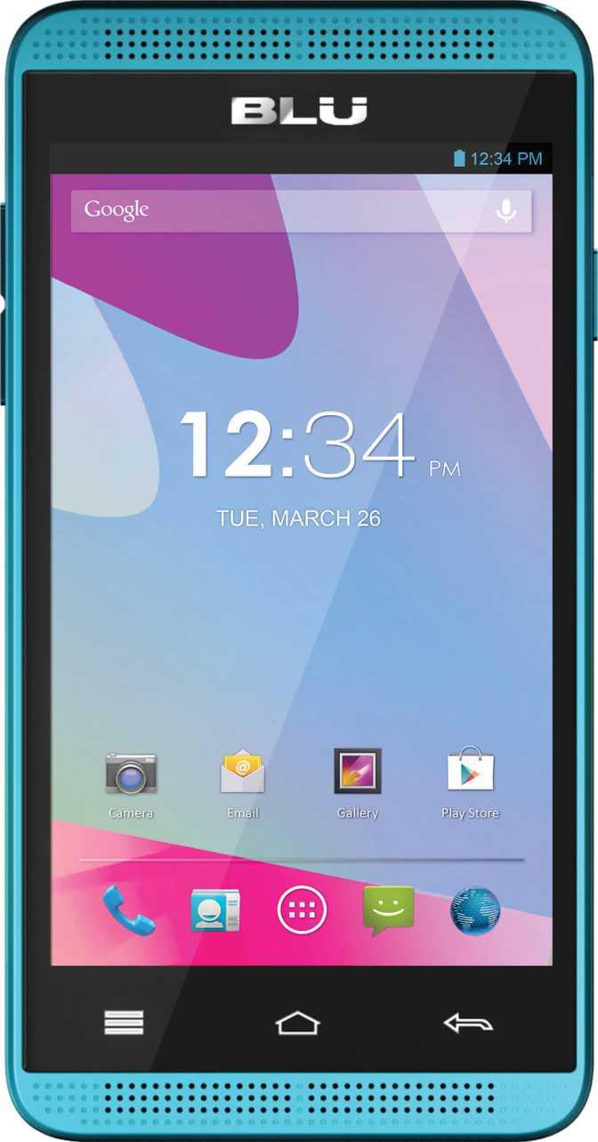 Blu Dash Music 4.0 Dual SIM