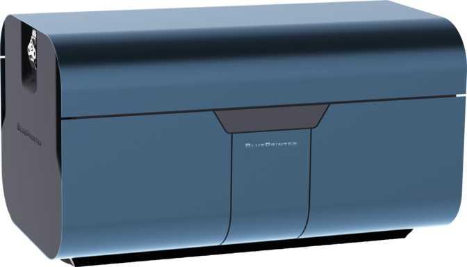 Blue Printer SHS