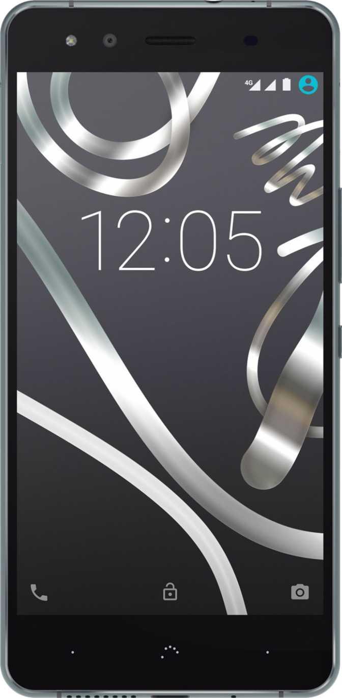 BQ Aquaris X5 Android Version 16GB