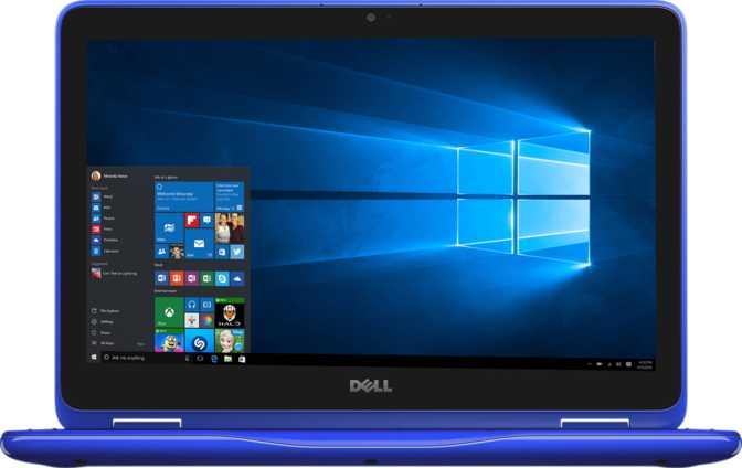 """Dell Inspiron 11 3000 3147 11.6"""" Intel i3 4030U 1.9GHz / 4GB / 500GB"""
