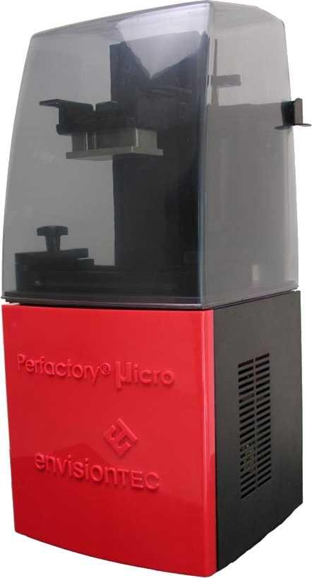 EnvisionTEC Perfactory Micro