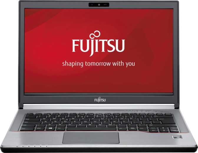"Fujitsu Lifebook E744 (2014) 14"" Intel Core i5-4200M 2.5GHz / 4GB / 500GB"