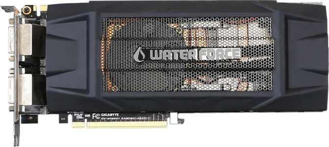 Gigabyte GeForce GTX 980 WaterForce