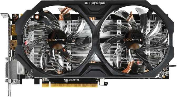 Gigabyte Radeon R7 370 WindForce 2X OC