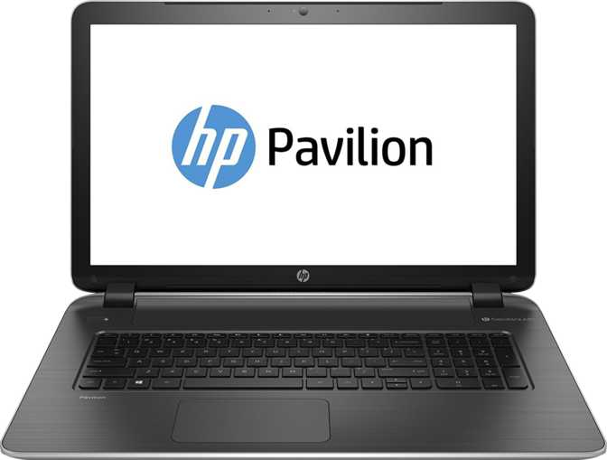 "HP Pavilion 17 17.3"" Intel Core i7-4510U 2GHz / 12GB / 1TB"