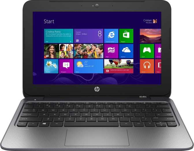 """HP Stream 11 Pro 11.6"""" Intel Celeron N2840 2.16GHz / 2GB / 32GB"""