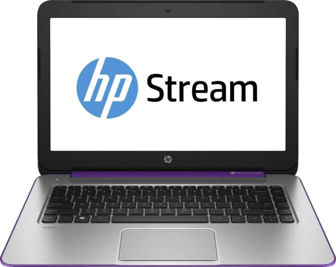 "HP Stream 14"" AMD A-Series A4 Micro-6400T 1GHz / 2GB / 32GB"