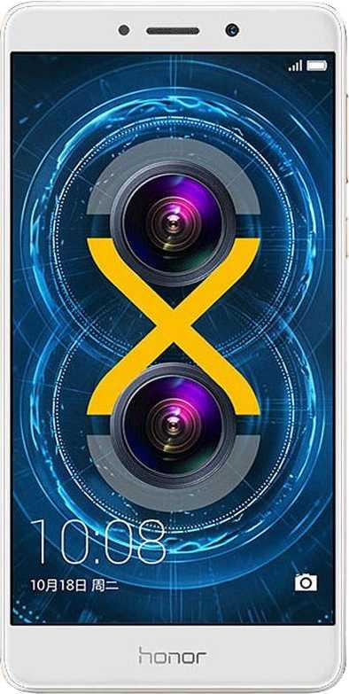 Huawei Honor 6x Vs Huawei P8 Lite Smartphone Vergelijking