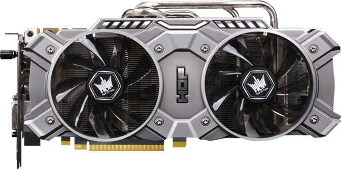 KFA2 GeForce GTX 780 HOF Edition