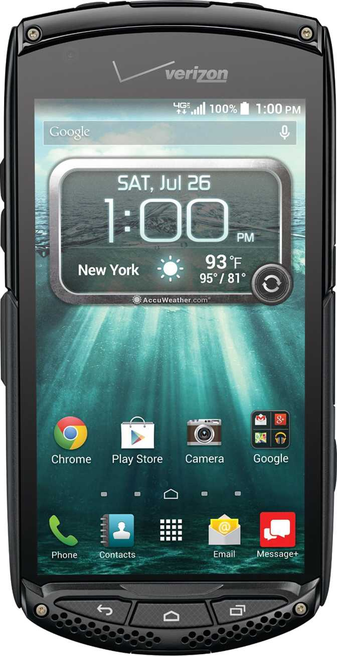 Kyocera DuraScout