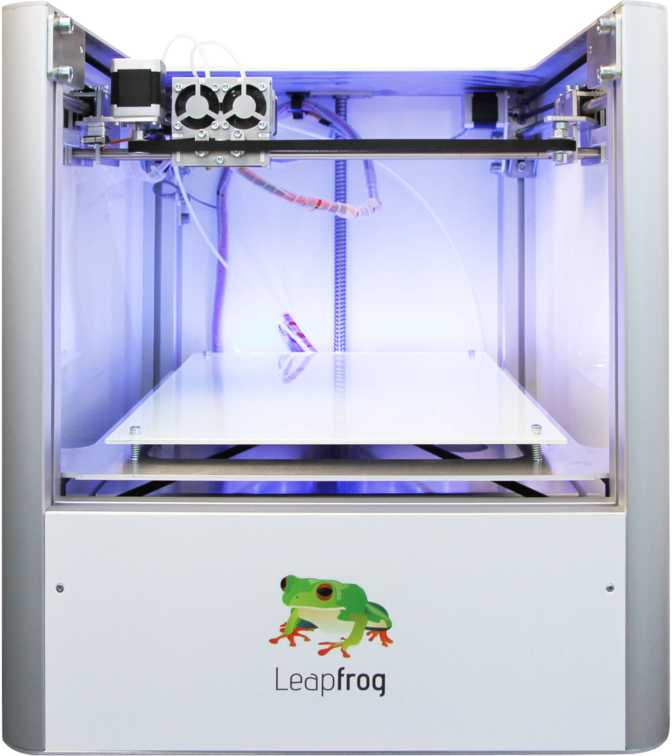 Leapfrog Creatr Dual Extruder