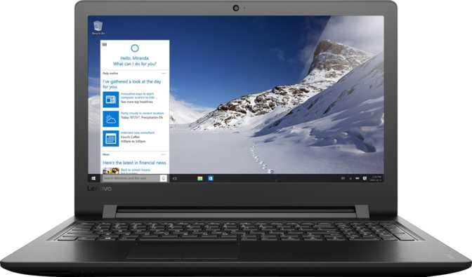 """Lenovo IdeaPad 110 15.6"""" Intel Celeron N3060 1.6GHz / 4GB / 500GB"""