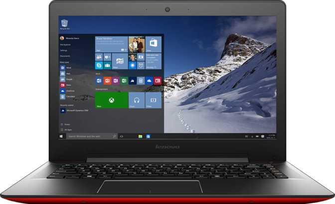 "Lenovo IdeaPad 300S 14"" Intel Core i5 6200U 2.3GHz / 8GB / 1TB"