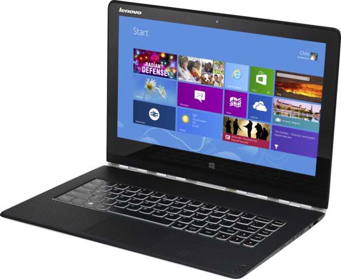 """Lenovo IdeaPad Yoga 3 Pro 13.3"""" Intel Intel Core M-5Y70 1.1GHz / 8GB / 256GB"""