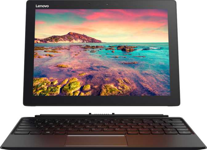 "Lenovo Miix 720 12"" Intel Core i5-7200U 2.5Ghz / 8GB / 512GB"