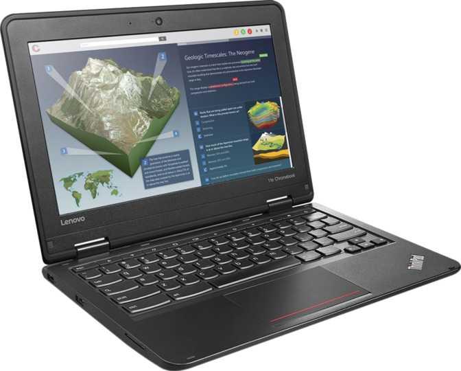 "Lenovo ThinkPad 11e 11.6"" Intel Celeron N2940 1.83GHz / 4GB / 500GB"
