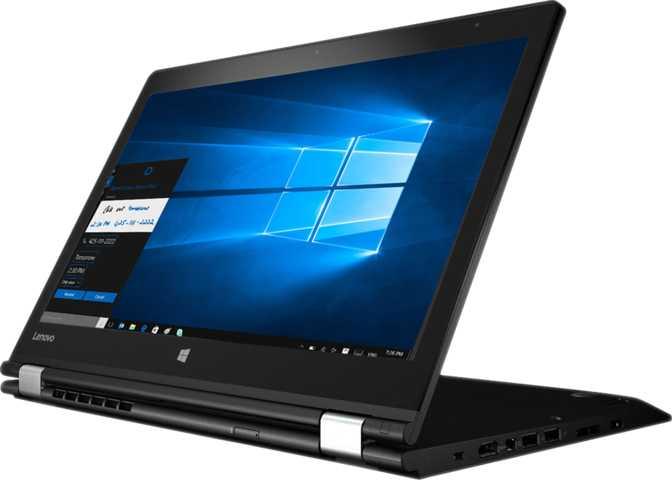 "Lenovo ThinkPad P40 Yoga 14"" Intel Core i7 6600U 2.6GHz / 16GB / 512GB"