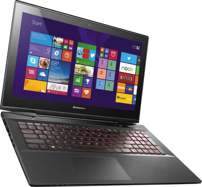 "Lenovo Y50-70 15.6"" Intel Core i7 4720 2.6GHz / 16GB / 1TB"