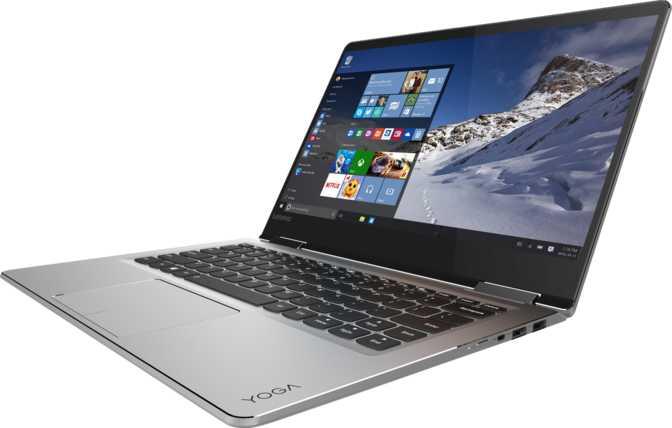 "Lenovo Yoga 710-14ISK 14"" Intel Core i5-6200U 2.3GHz / 8GB / 256GB"