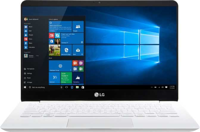 "LG Gram 13 13.3"" Intel Core i5-5200U 2.2GHz / 8GB / 128GB"