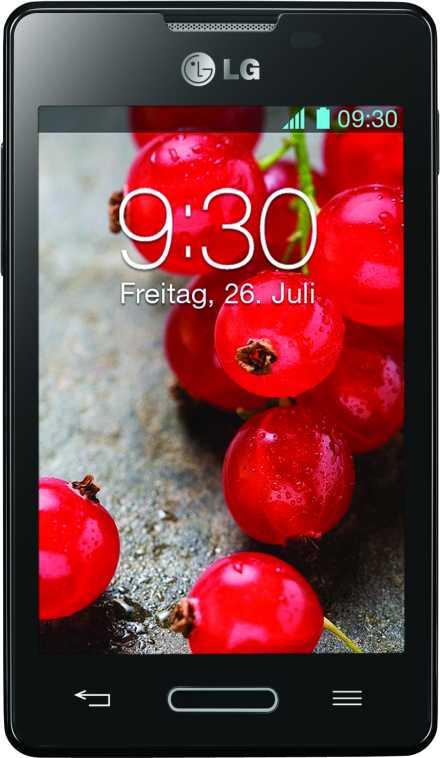 LG Optimus L4 II