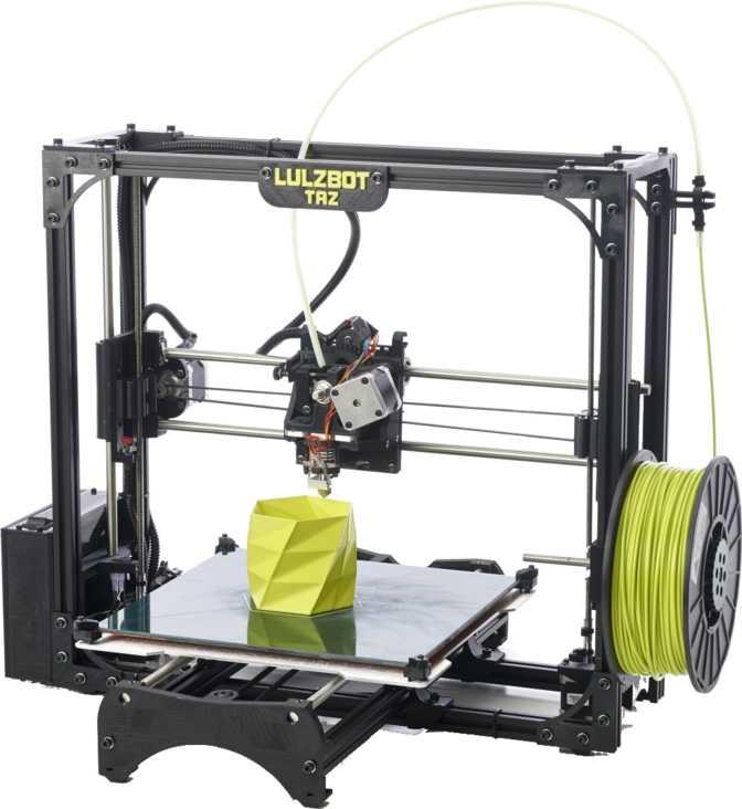 Lulzbot Taz 3D