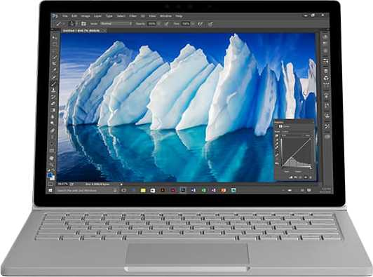 Microsoft Surface Book i7 256GB