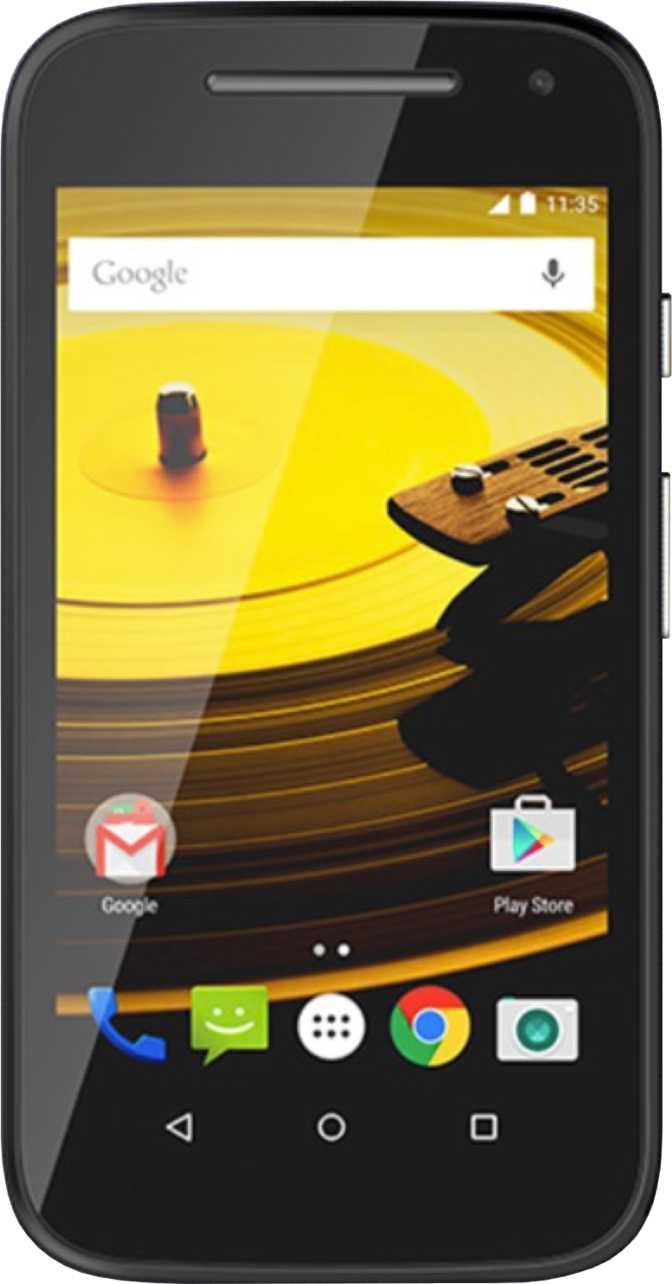 Motorola Moto E (2015) LTE