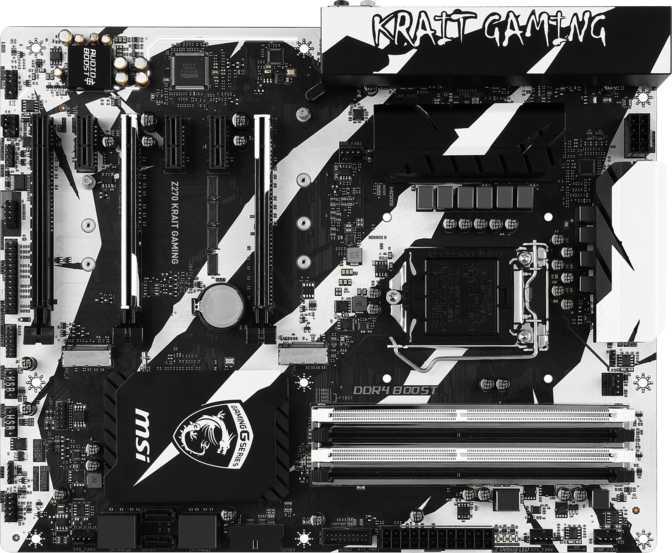 MSI Z270 Krait Gaming