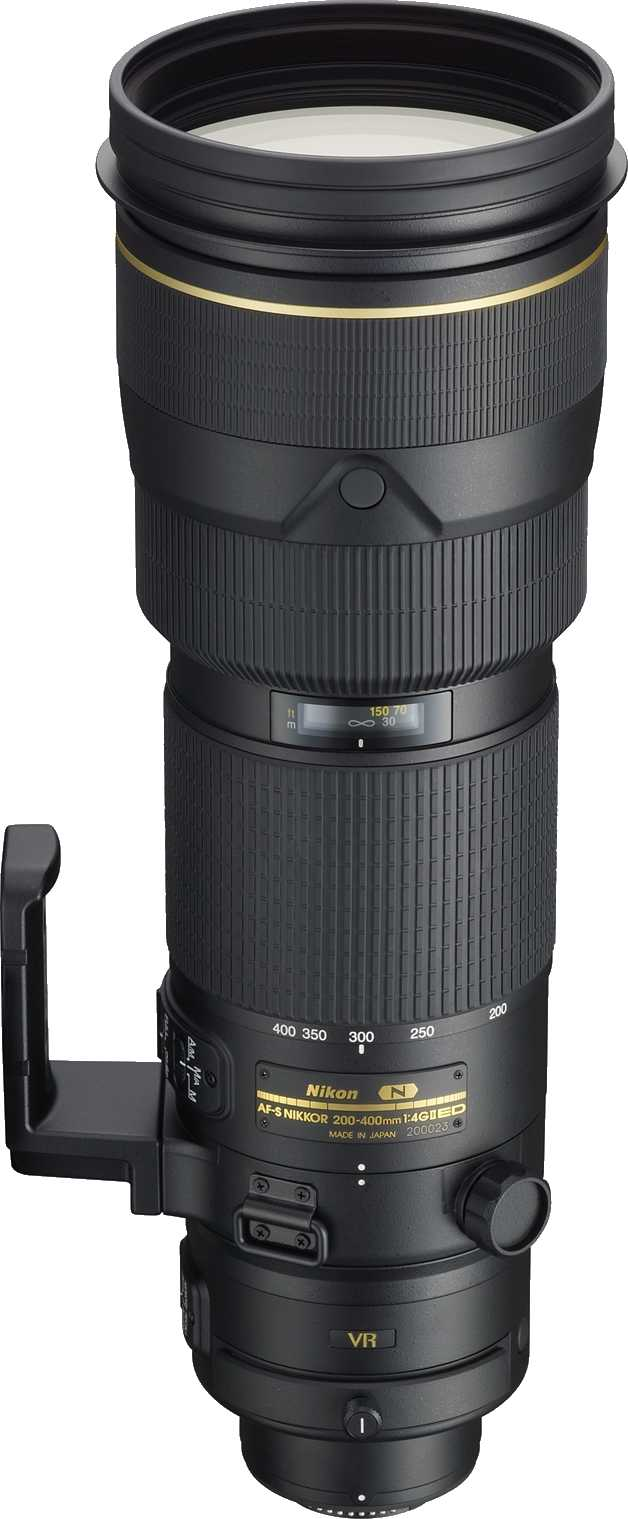 Nikon AF-S Nikkor 200-400mm F/4G ED VR II