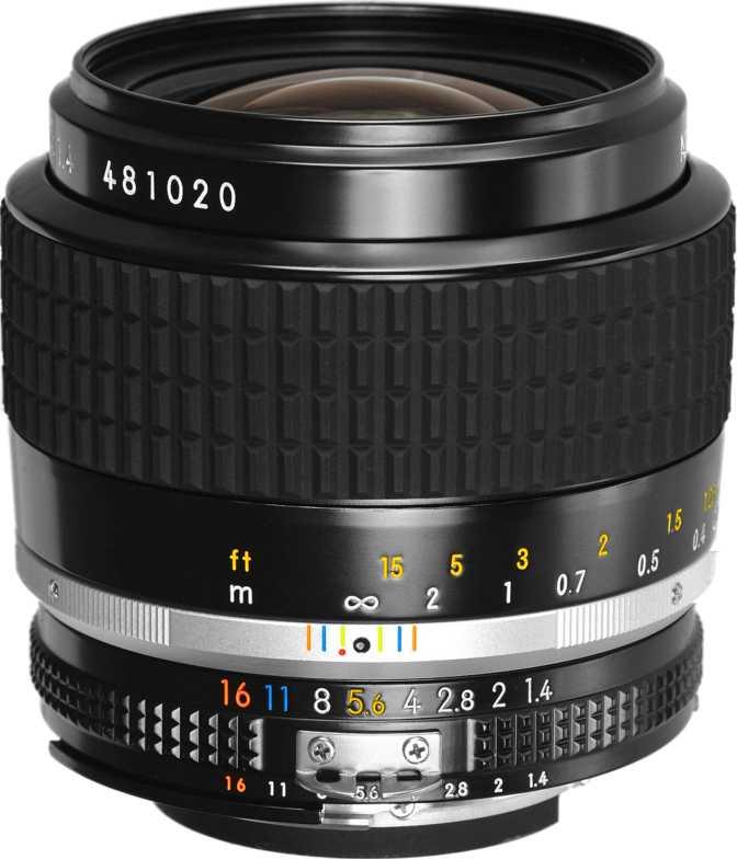 Nikon Nikkor 35mm F/1.4