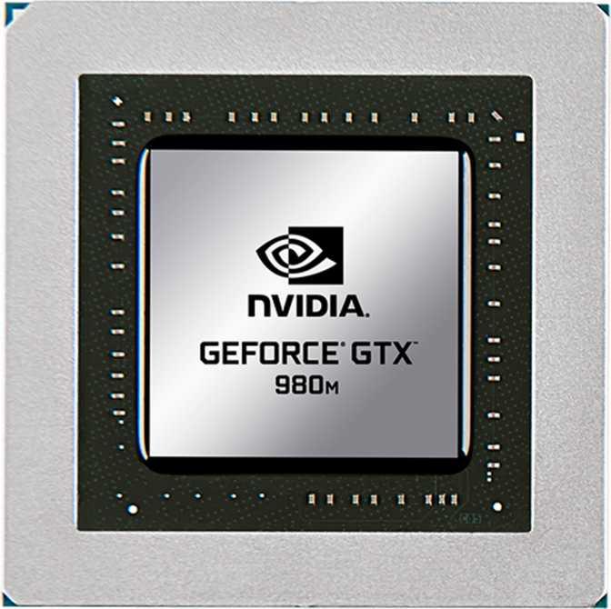 Nvidia GeForce GTX 980M