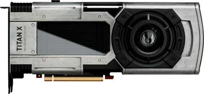 Nvidia Titan Xp Star Wars Collector's Edition