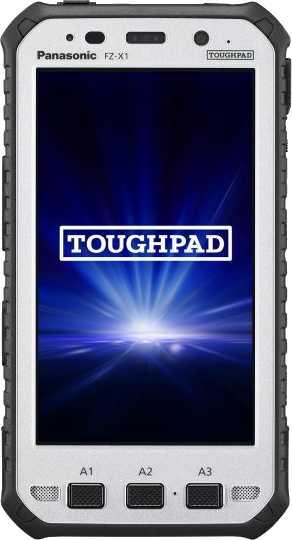Panasonic Toughpad FZ-X1