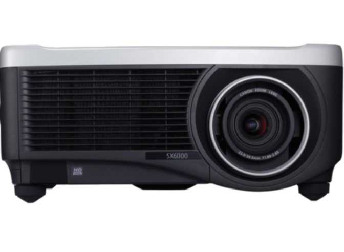 Canon REALiS SX6000 D Pro AV