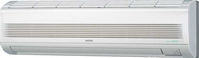 Sanyo Multi Split Wall Mounted Heat Pump KMHS0972